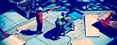 Bannière Facturation Construction