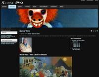 Copie d'écran du site www.bruno-heiz.com