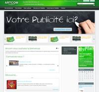 Site artcom-monthey