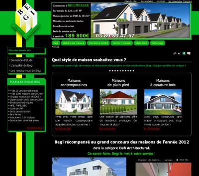 Bureau d'étude et de gestion immobilière en Alsace depuis plus de 20 ans