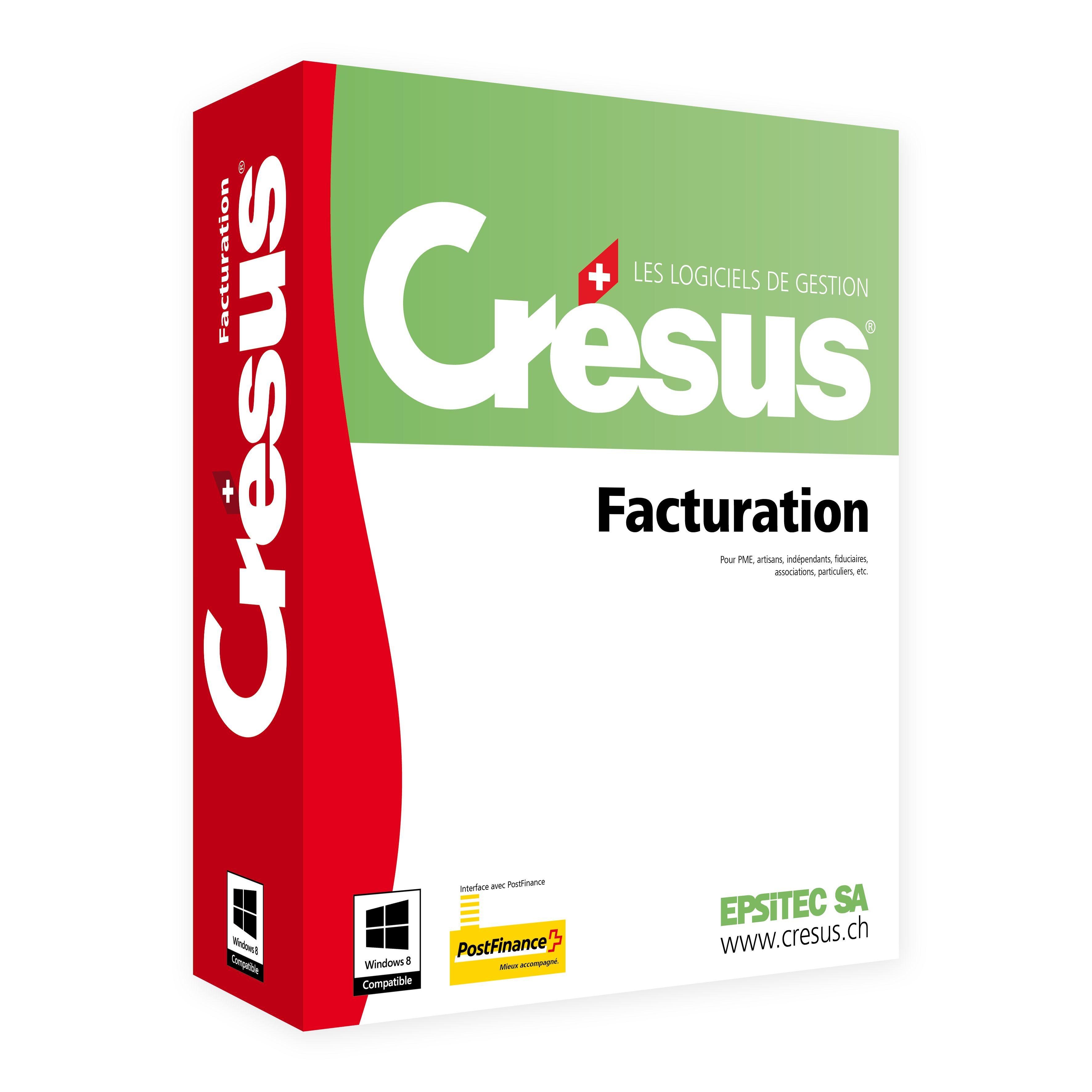 Crésus Facturation la référence en matière de Facturation