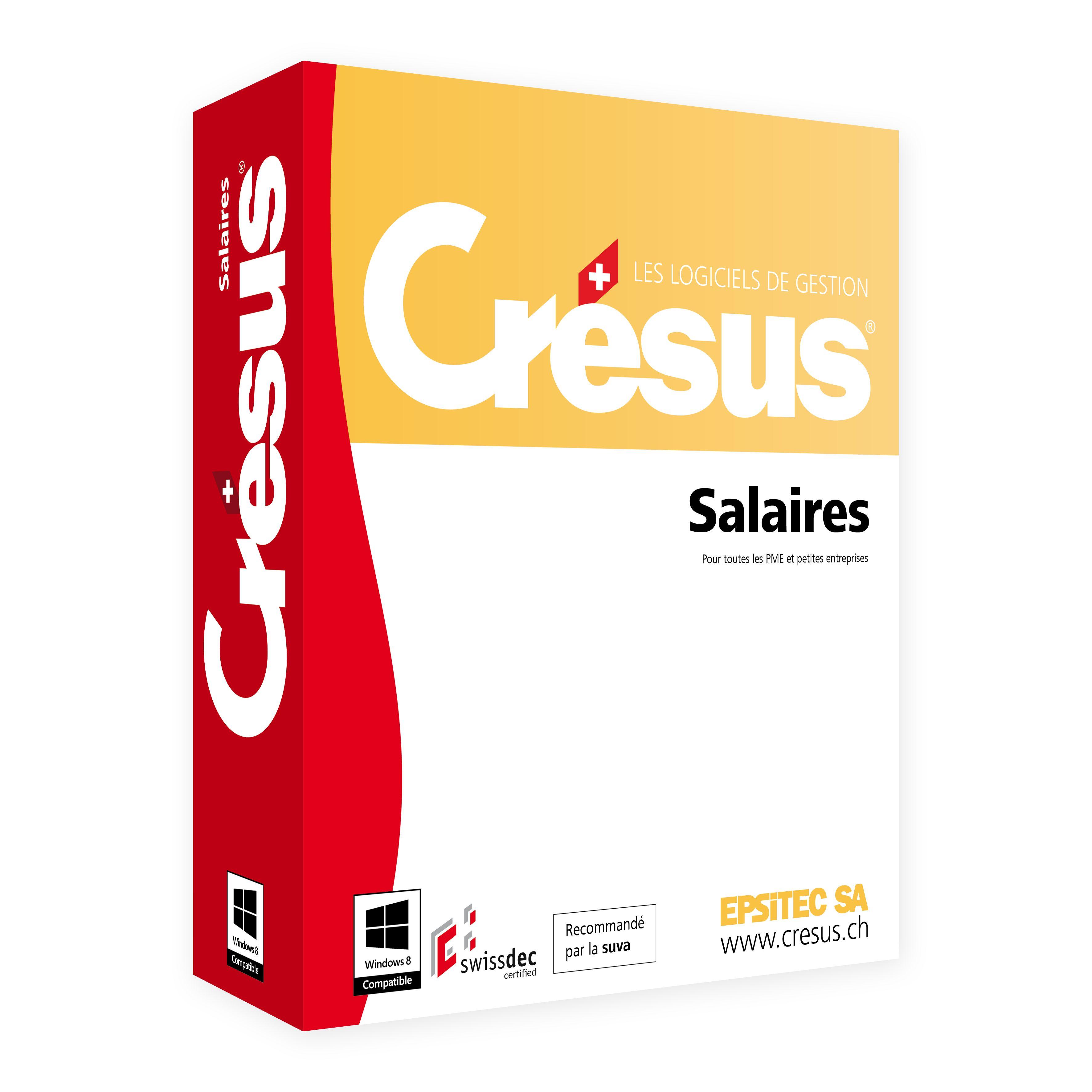 Crésus Salaires la référence en matière de salaire.