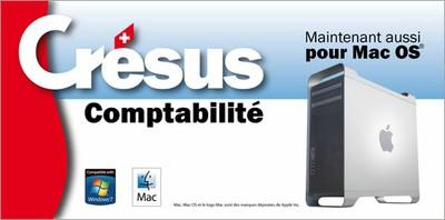 Crésus Comptabilité Mac