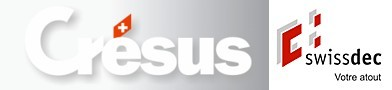 Logo Crésus Swissdec