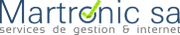 Logo of Martronic SA