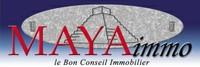Logo Maya Immobilier fourni
